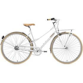 Creme Caferacer Solo City Bike white